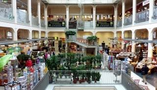 Превью фото о Торговом комплексе Neustädter Markthalle