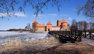 Превью фото о Тракайском замке