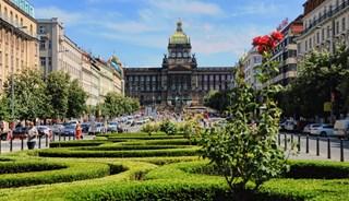 Фото Вацлавская площадь