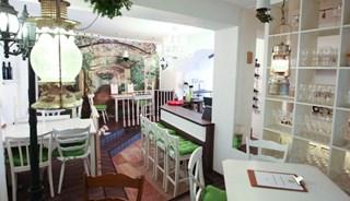 Превью фото о Вегетарианском ресторане The Green Garden