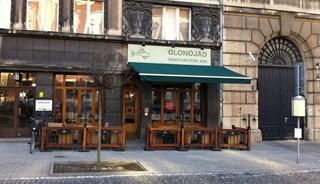 Превью фото о Вегетарианском ресторане Glonojad
