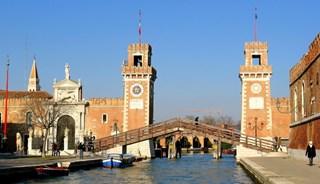Превью фото о Венецианском Арсенале