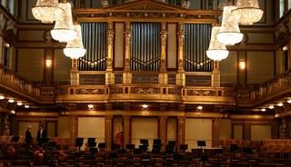 Превью фото о Венской Филармонии