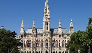 Фото Венская ратуша