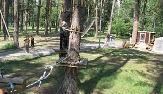 Превью фото о Веревочном парке приключений Seiklar