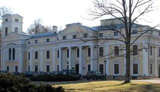 Превью фото о Вяркяйском дворце