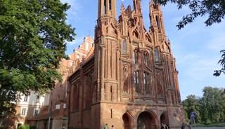 Превью фото о Костеле святой Анны