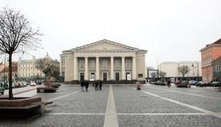 Превью фото о Вильнюсской ратуши