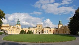 Превью фото о Вилянувском дворце
