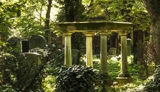 Превью фото о Старом еврейском кладбище