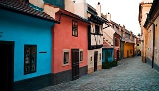 Фото Золотая улочка