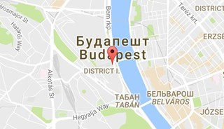 Маршрут Поездка в Будапешт