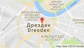 Маршрут Поездка в Дрезден