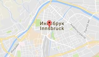 Маршрут Поездка в Инсбрук