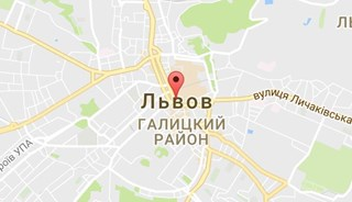 Маршрут Поездка в Львов