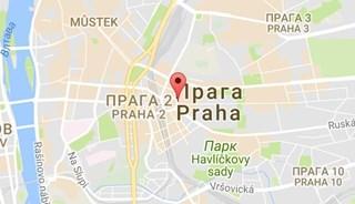 Маршрут Поездка в Прагу