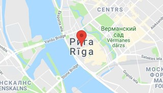 Маршрут Поездка в Ригу