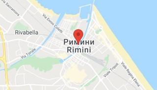 Маршрут Поездка в Римини