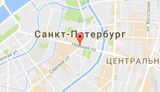 Маршрут Поездка в Санкт-Петербург