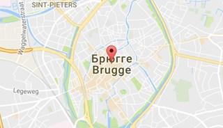 Маршрут Поездка в Брюгге