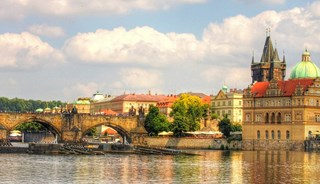 Маршрут Поездка в Прагу на выходные